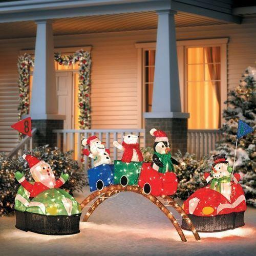 Best Christmas Yard Decor This Month
