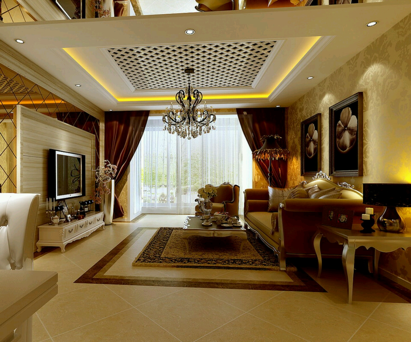 Best New Home Designs Latest Luxury Homes Interior Decoration This Month