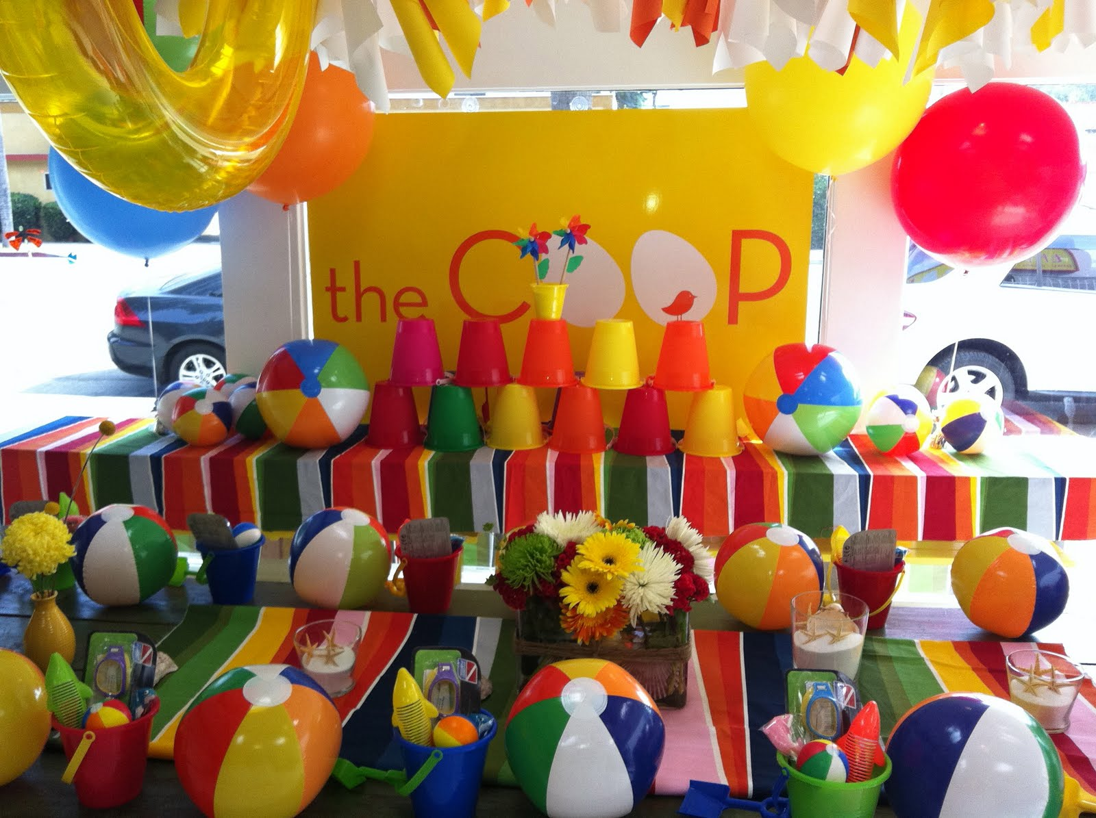 Best The Coop Summer Beach Ball Party This Month