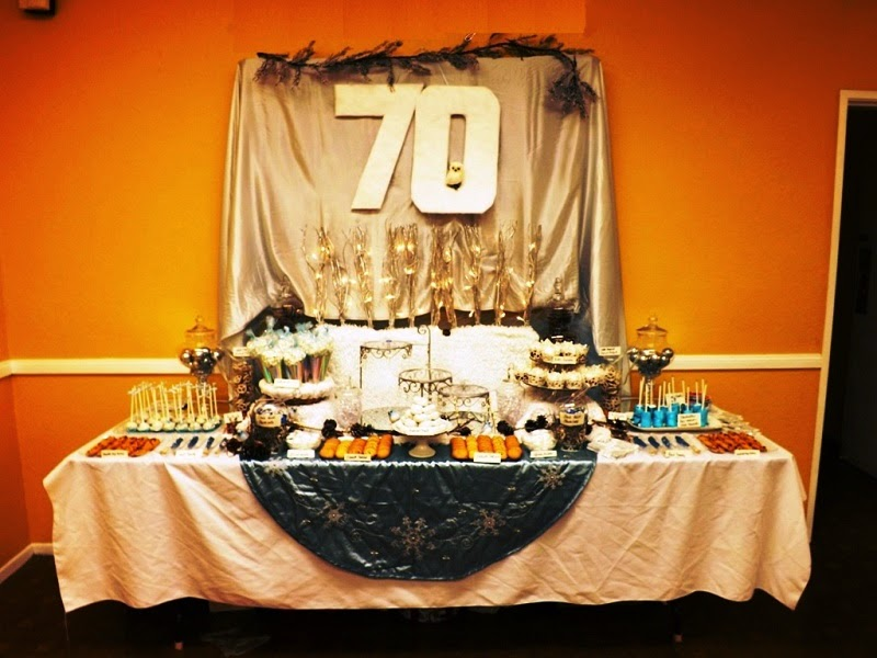 Best Party Design Ideas 70Th Birthday Decoration Ideas This Month