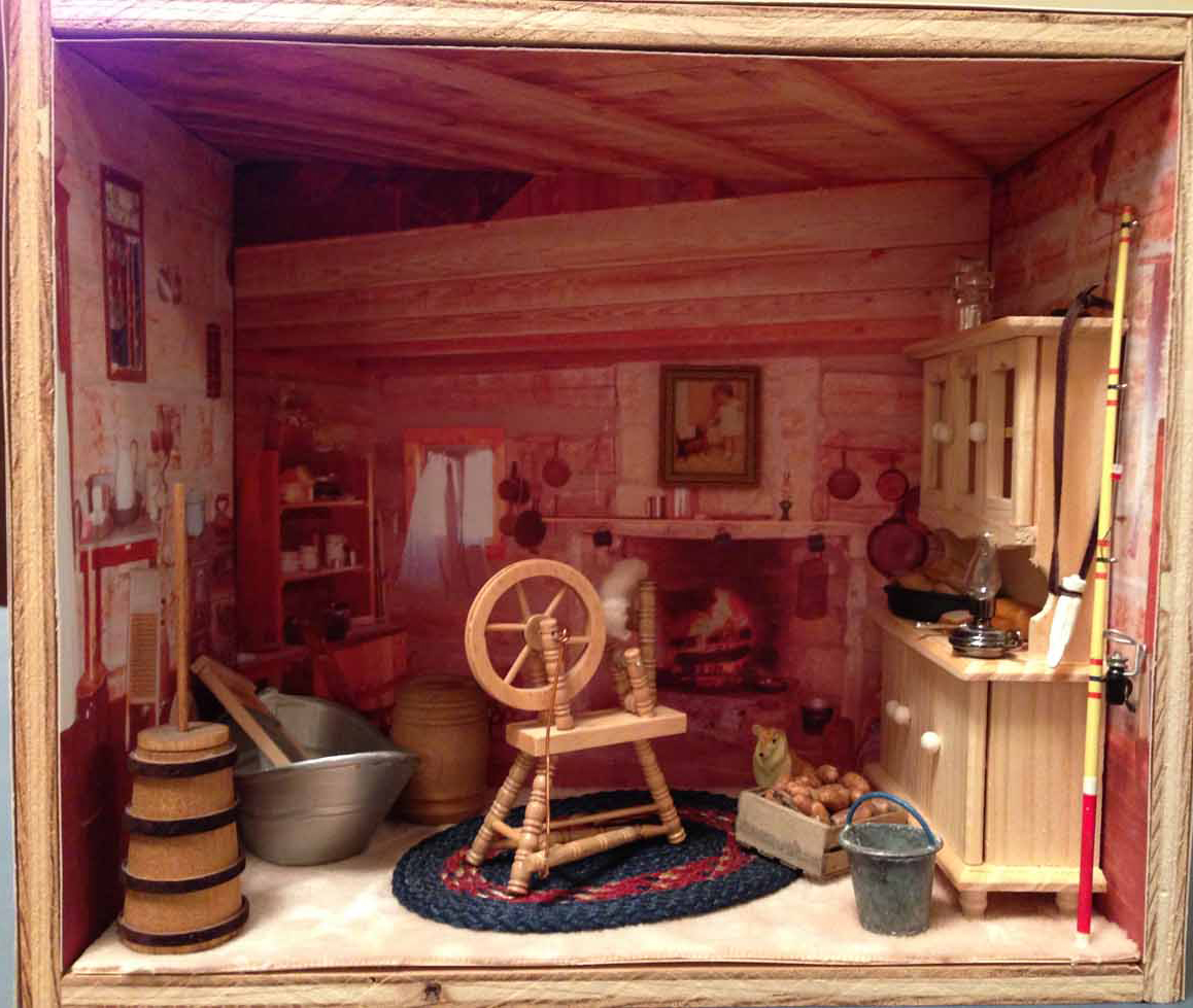 Best Dollhouse Decorating Dollhouse Wall Boxes This Month