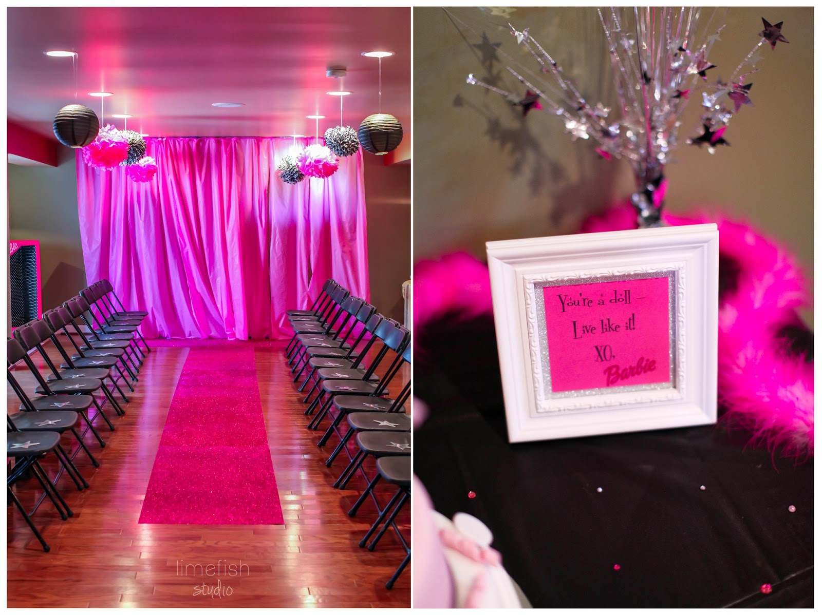 Best Limefish Studio Pink Barbie Birthday Party Photos This Month