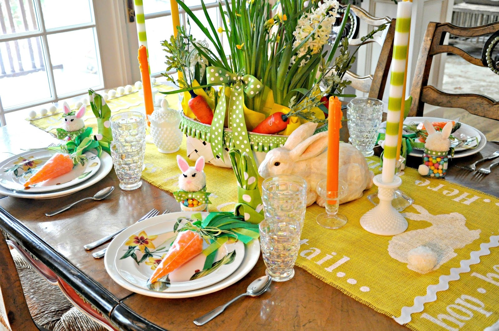 Best Serendipity Refined Blog Easter Table Setting This Month