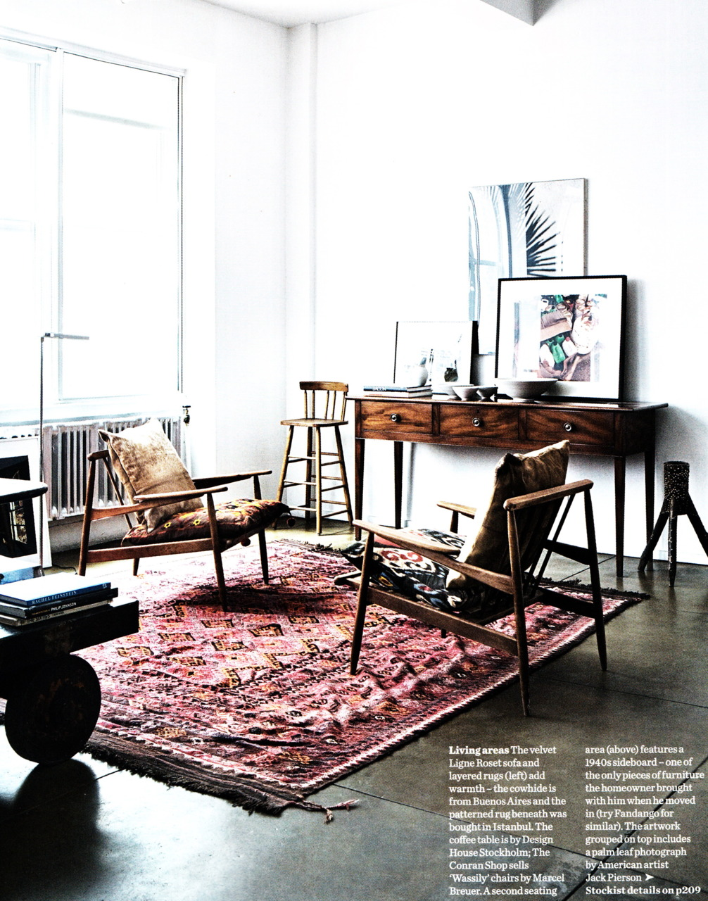 Best Larritt Evans Elle Decoration Uk This Month