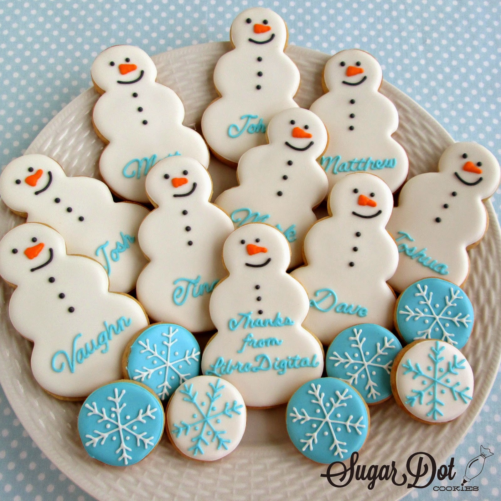 Best Personalized Snowmen As A Corporate Thank You Gift This Month