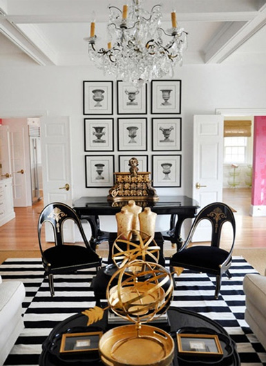 Best Belle Maison Inspiration Snapshot Black White Gold This Month