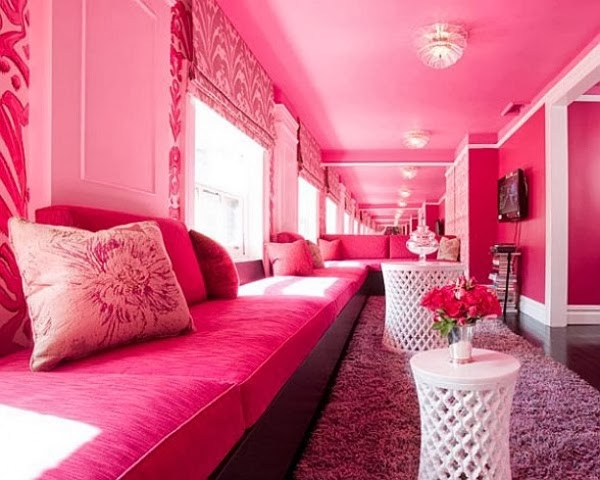 Best Beautiful Pink Living Room Design 2014 Home Inspirations This Month