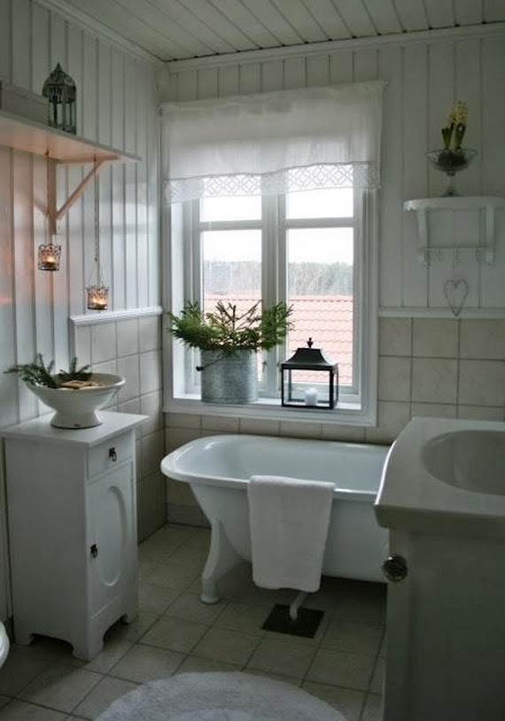 Best Shabby In Love Bathroom Decorating Ideas For Christmas This Month