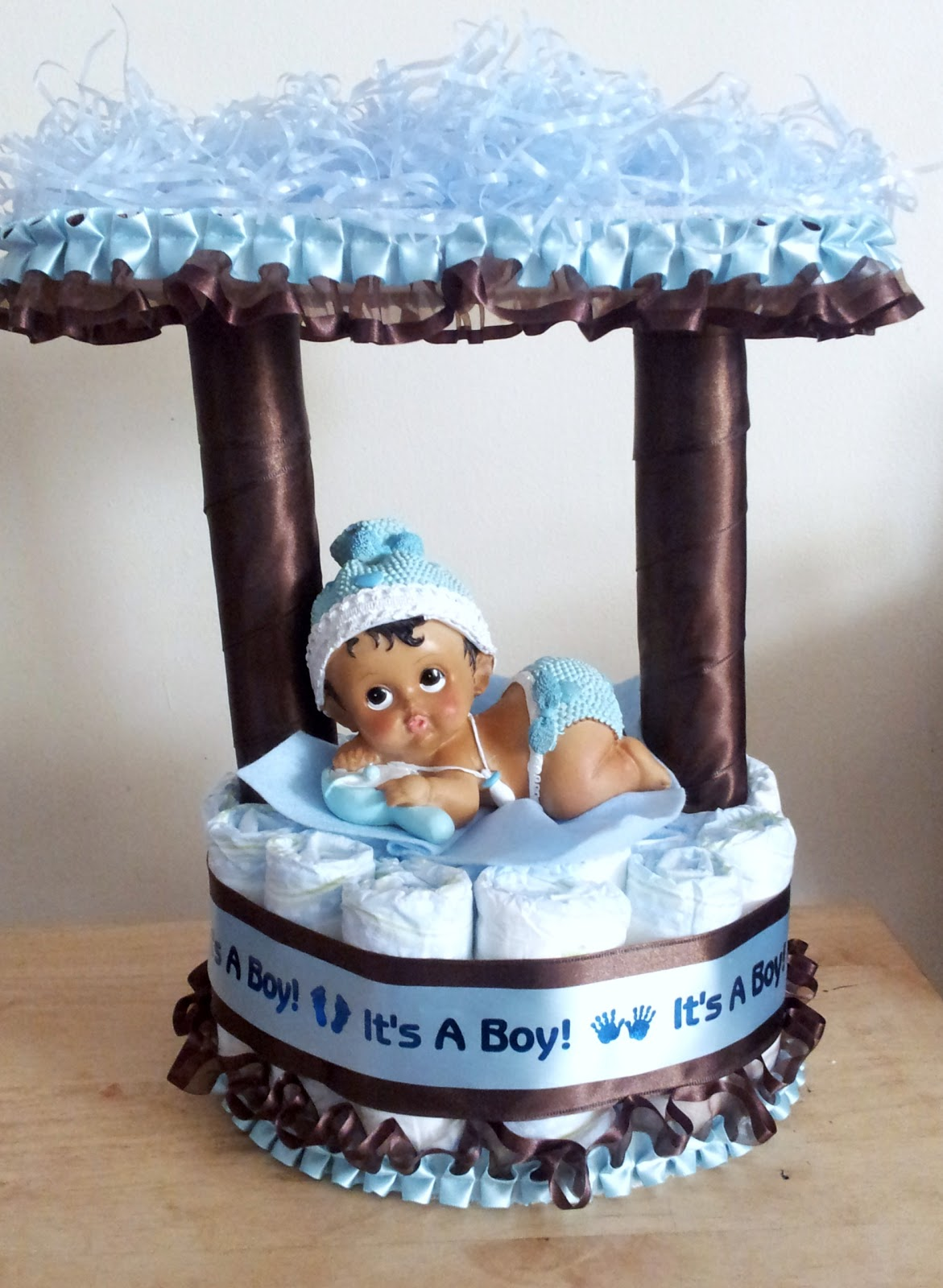 Best Ohsoprecious Events Light Blue And Brown Baby Shower This Month