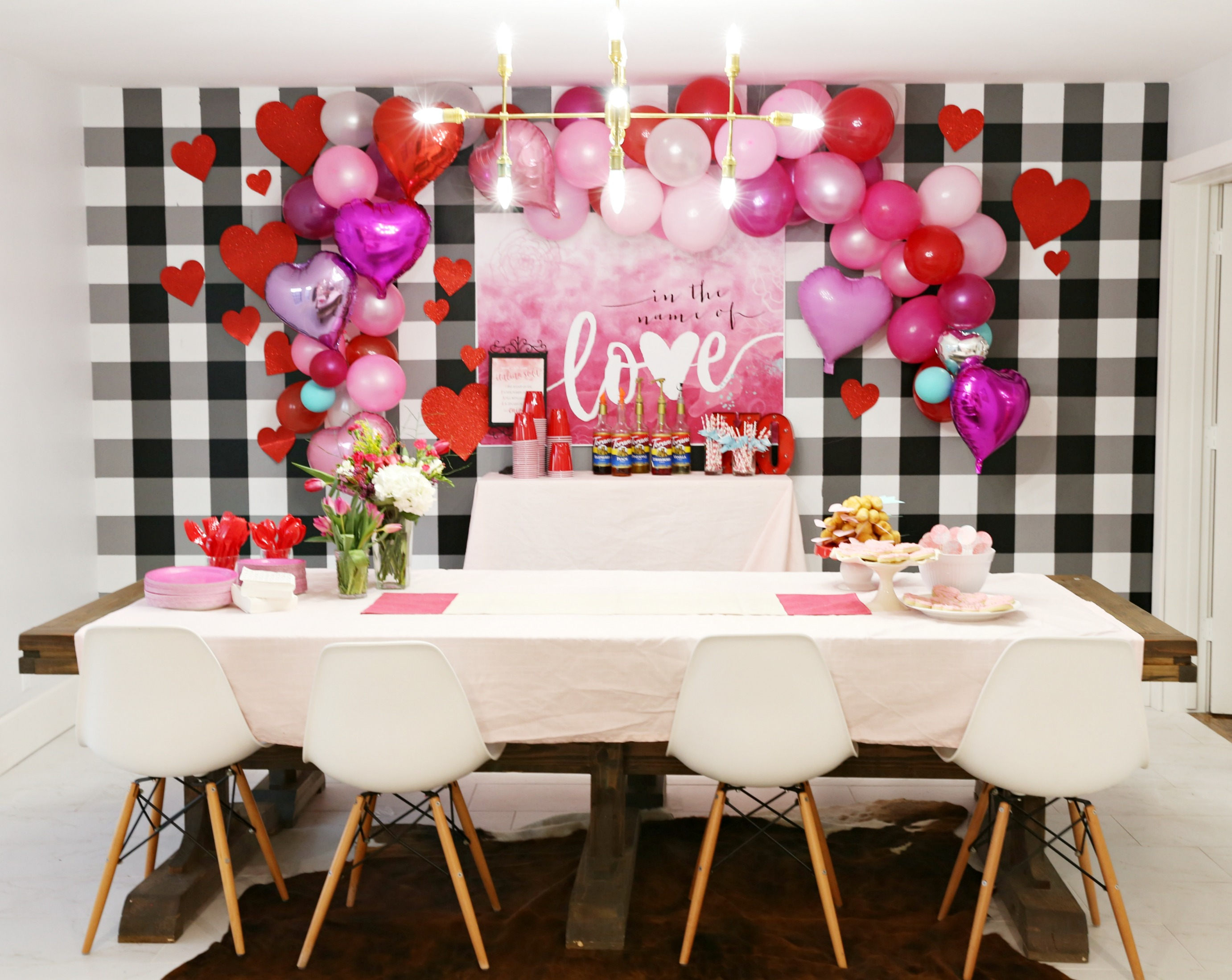 Best Valentines Day Decor Party Ideas Classy Clutter This Month