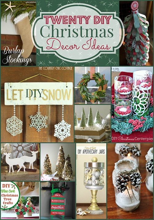 Best 20 Diy Thrifty Christmas Decor Ideas For A Festive Home On This Month