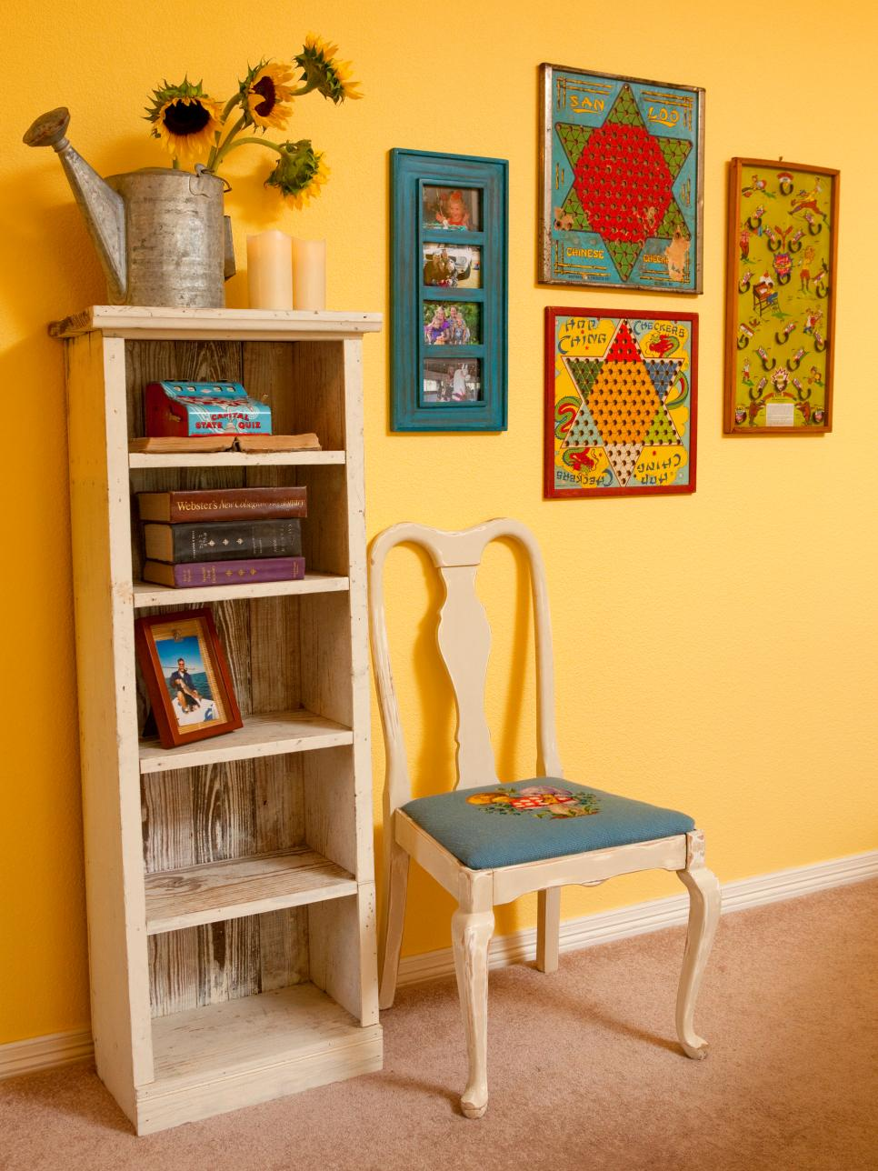 Best Decorate With Upcycled Wall Art Shelves And Storage Diy This Month