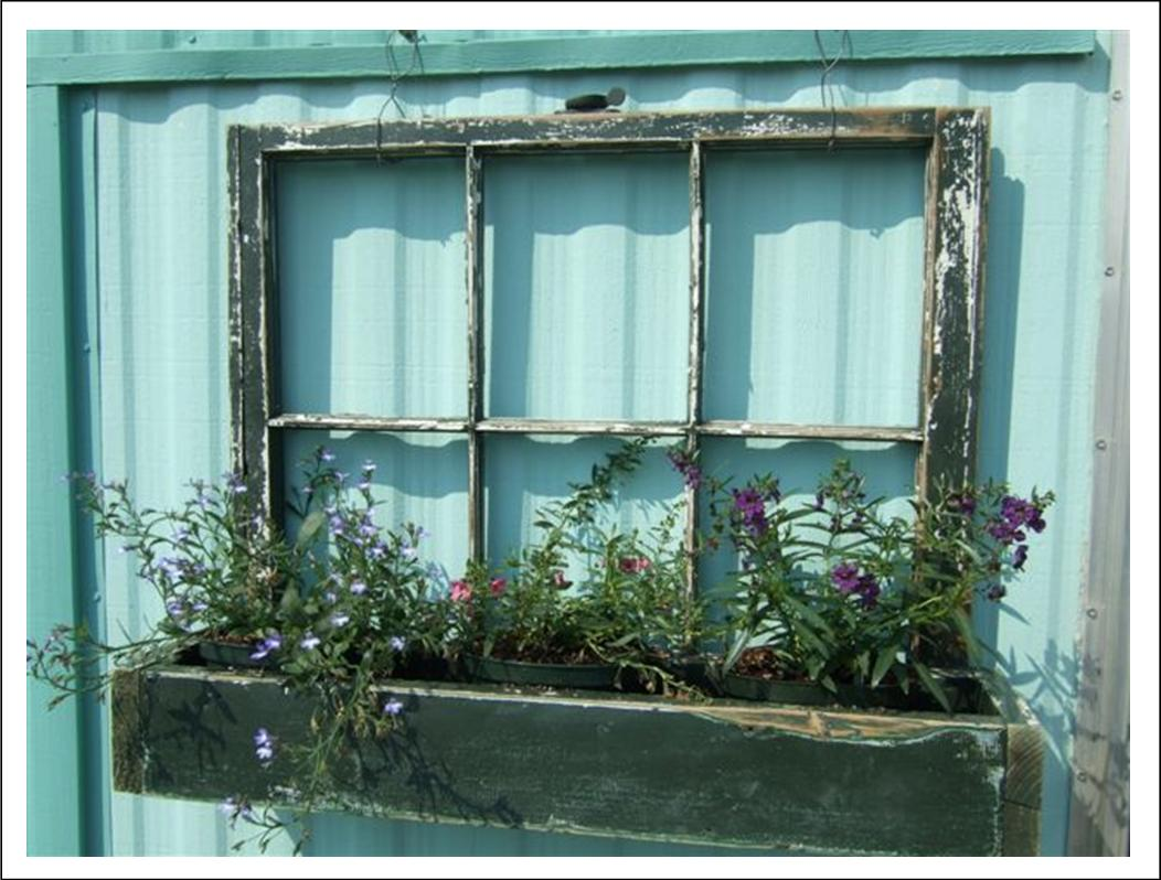 Best It S Written On The Wall Old Windows Use Them In So Many This Month