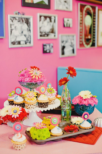Best Kara S Party Ideas 1950S Happy Housewife Bridal Shower This Month