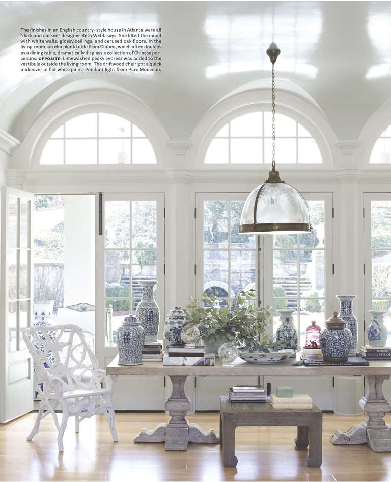 Best The Peak Of Chic® A Timeless Interior This Month