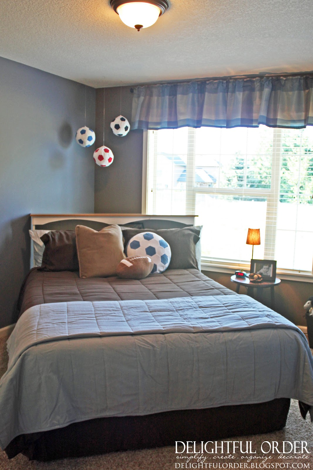 Best Delightful Order Boy S Sports Room Decor Clients Home This Month