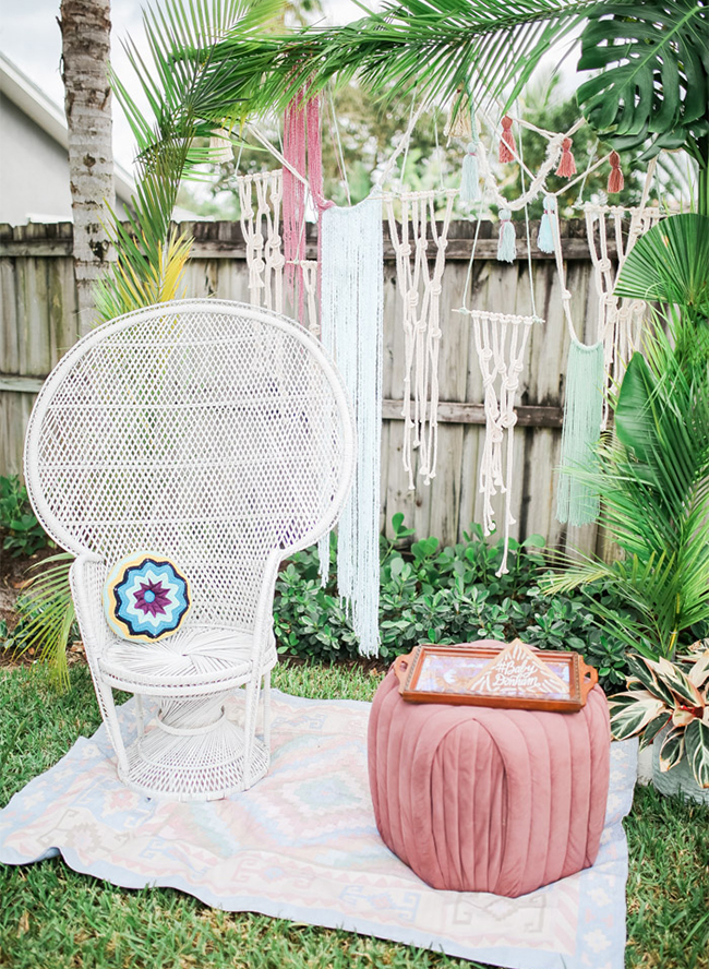 Best Vintage Backyard Baby Shower Inspired By This This Month