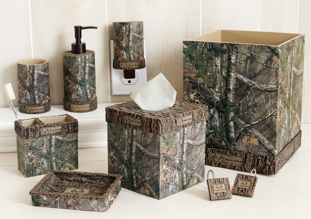 Best Realtree Xtra Camo Bath Accessories This Month