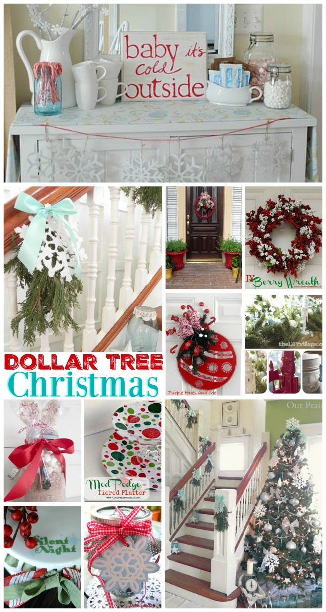Best Dollar Tree Christmas Link Party Features And 100 Ideas This Month