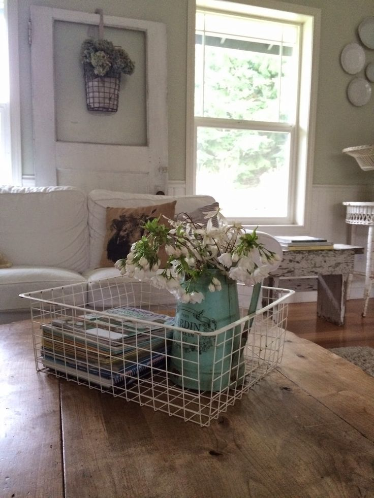 Best Wire Baskets Interior Ideas That You May Implement In Your This Month