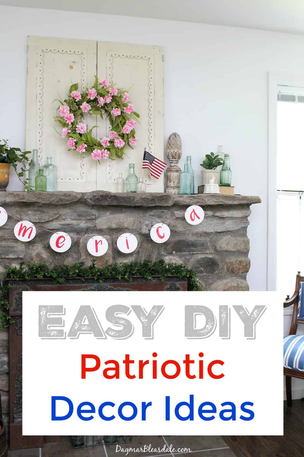 Best 4Th Of July Decorations Banners Flags And Diy Ideas This Month