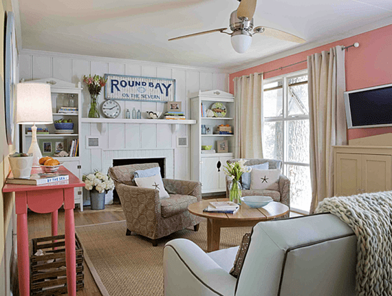 Best Today S New Cottage Style Decorating Your Small Space This Month