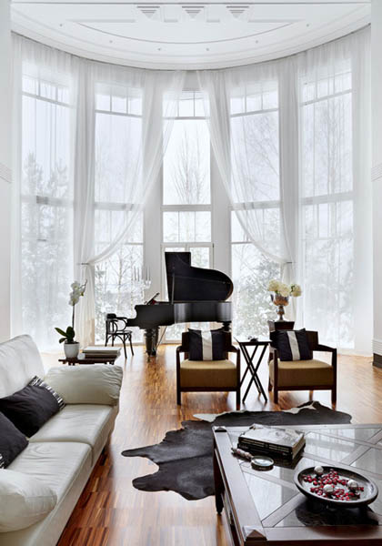Best Luxurious House Design By Russian Architects Black And This Month