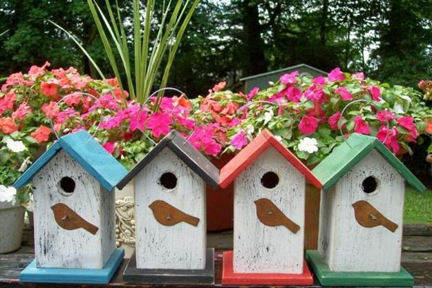 Best Handmade Decorative Birdhouses Adding Personality To This Month