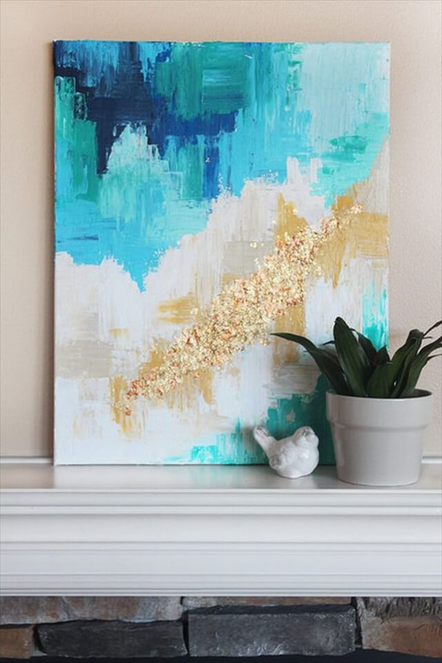 Best 16 Diy Awesome Wall Art Ideas Diy To Make This Month