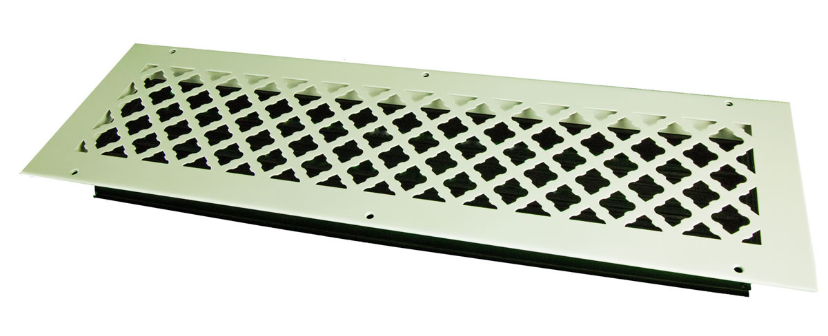 Best Hvacquick Steelcrest Bronze Series Quick Ship Custom Metal Grilles And Registers This Month