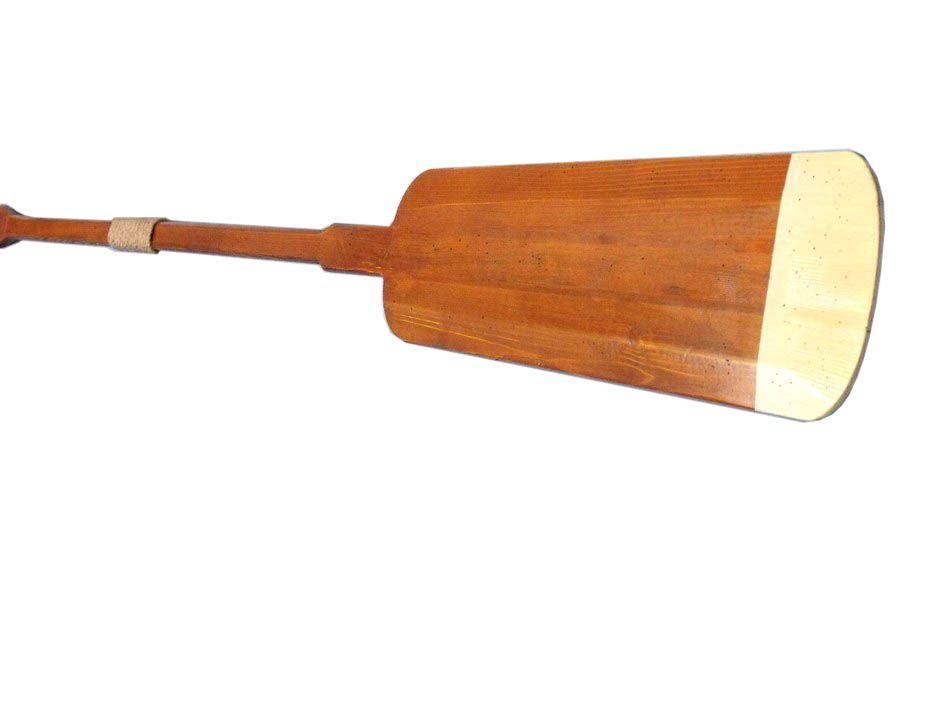 Best Buy Wooden Hamilton Squared Decorative Rowing Boat Oar W This Month