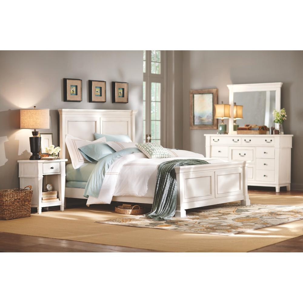 Best Home Decorators Collection Bridgeport Antique White Queen This Month