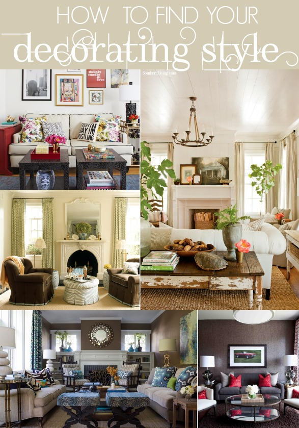 Best How To Decorate Series Finding Your Decorating Style This Month