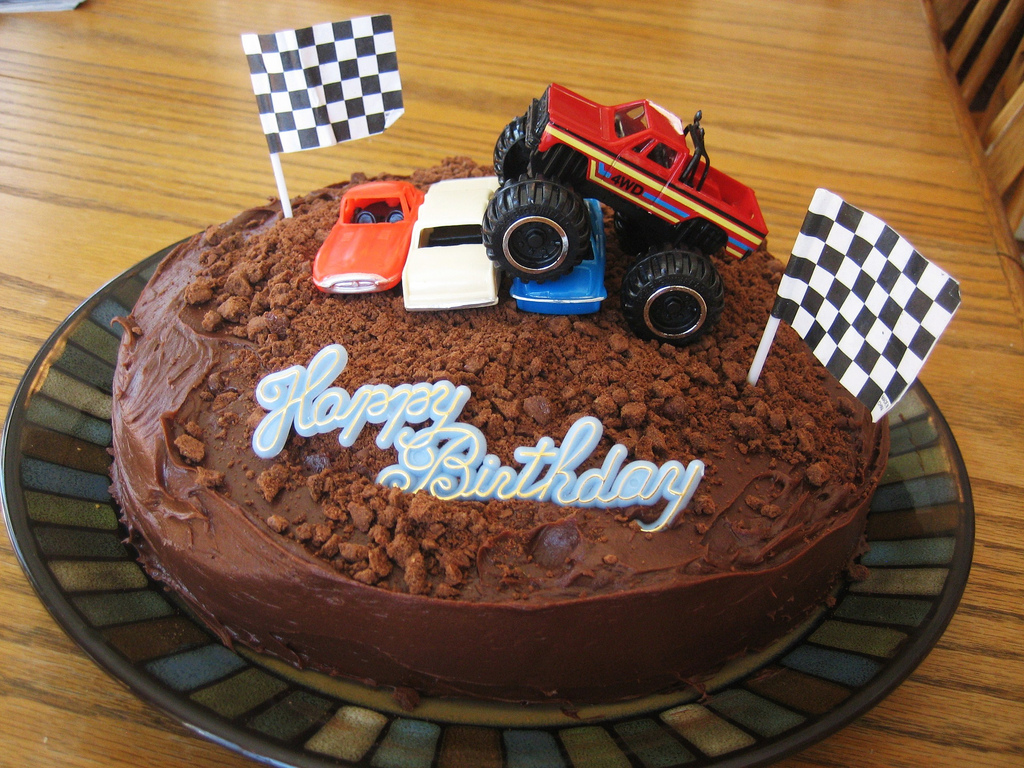 Best Monster Truck Cakes – Decoration Ideas Little Birthday Cakes This Month