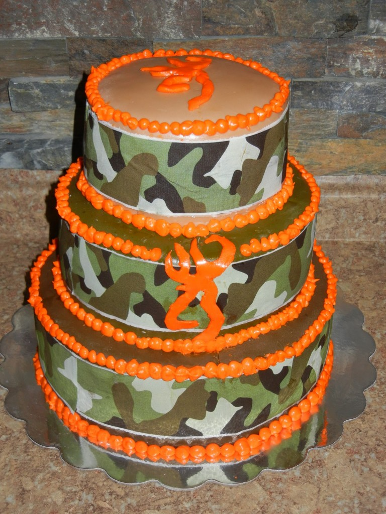 Best Camo Cakes – Decoration Ideas Little Birthday Cakes This Month