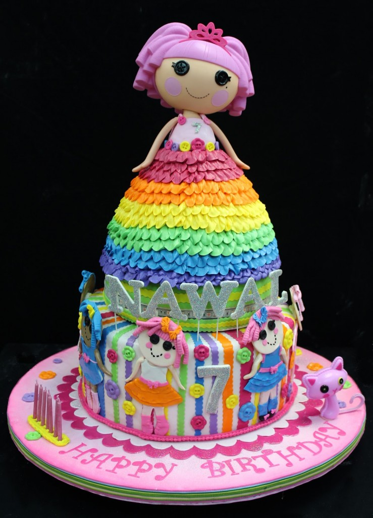 Best Lalaloopsy Cakes – Decoration Ideas Little Birthday Cakes This Month