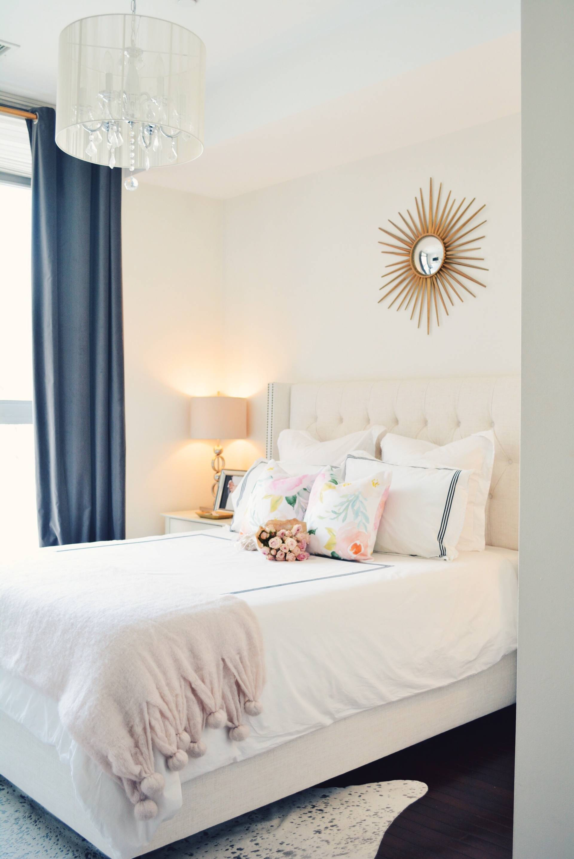 Best Spring Decor Ideas Bedroom Tour The Pink Dream This Month