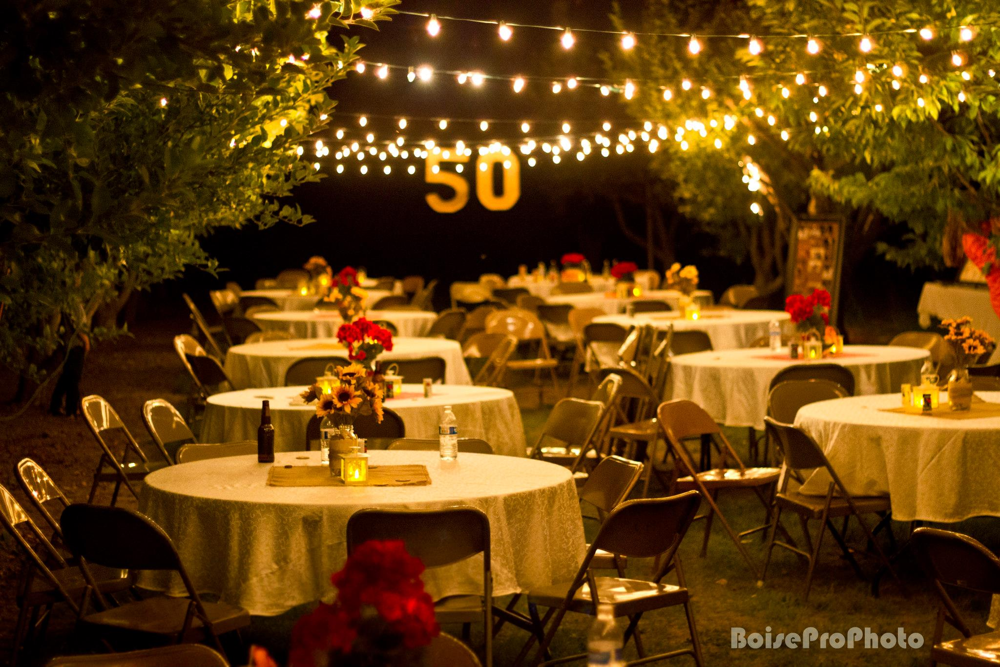 Best Diy 50Th Wedding Anniversary Party From Salty Bison This Month