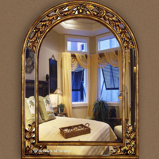 Best Large Gold Arch Mirror This Month