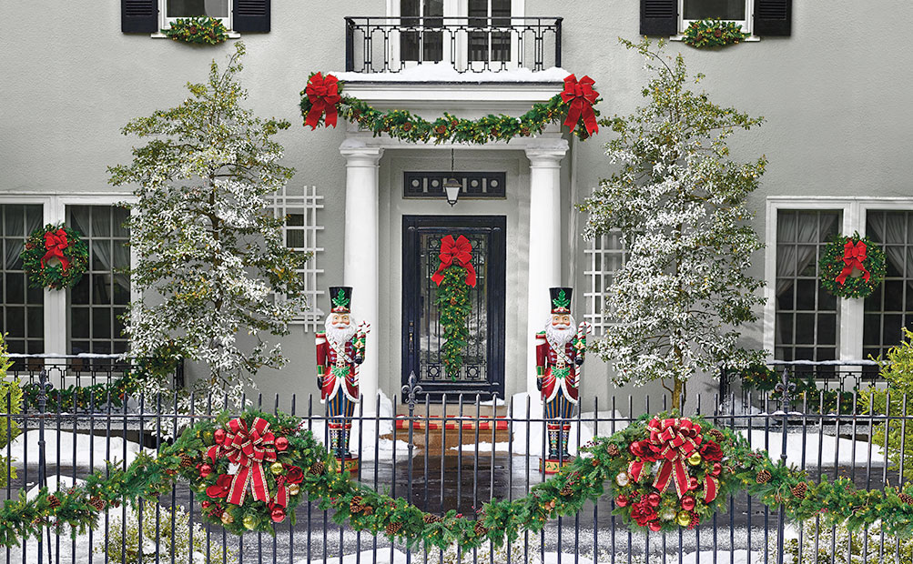 Best Christmas Decorations Holiday Decorations Frontgate This Month
