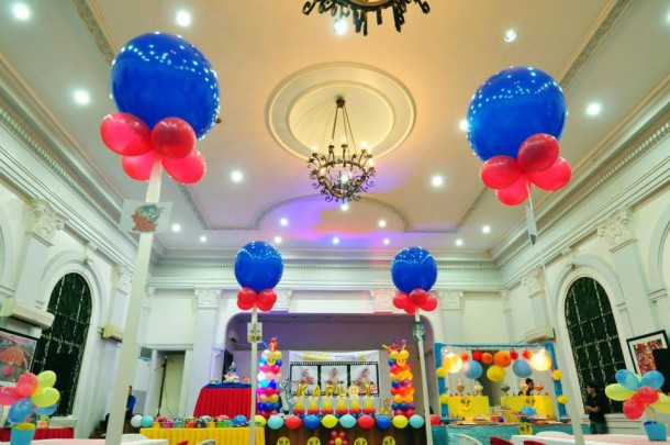 Best 7 Unfamiliar Birthday Party Venues In Cebu Cebu Balloons This Month