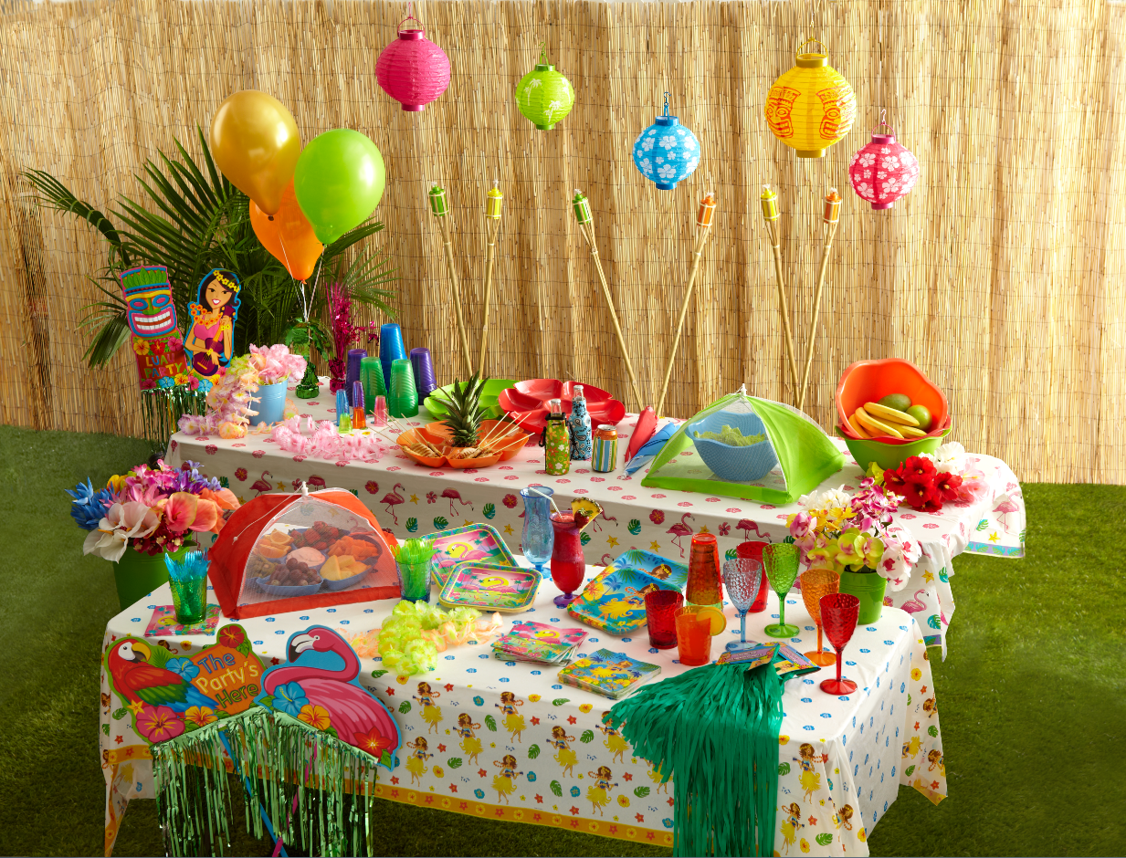 Best Summer Party Supplies From Dollar Tree Clever Housewife This Month