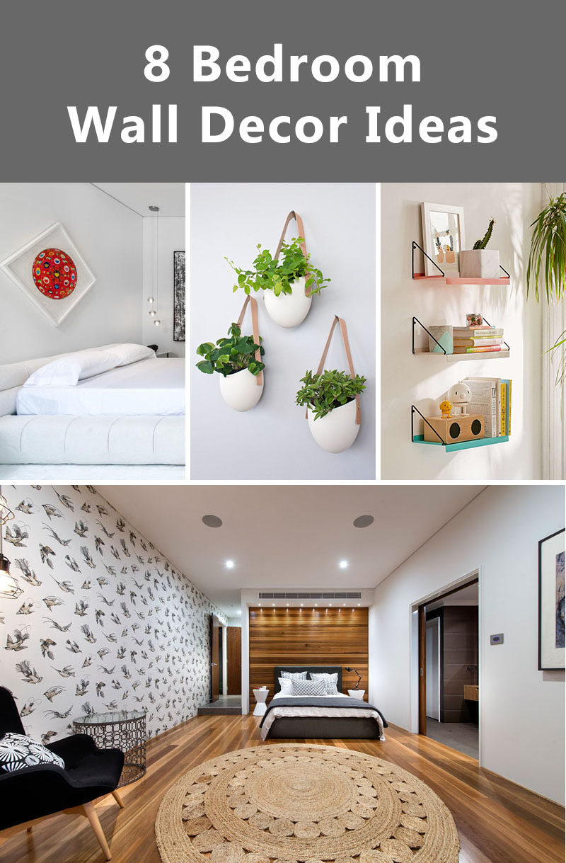 Best 8 Bedroom Wall Decor Ideas To Liven Up Your Boring Walls This Month