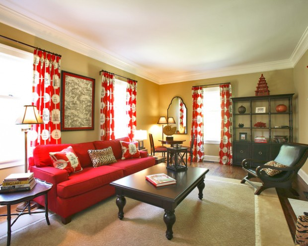 Best Decorating In Red 23 Great Home Decor Ideas Style This Month