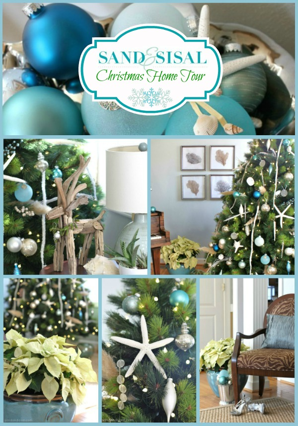 Best Sea Glass Ornaments Sand And Sisal This Month