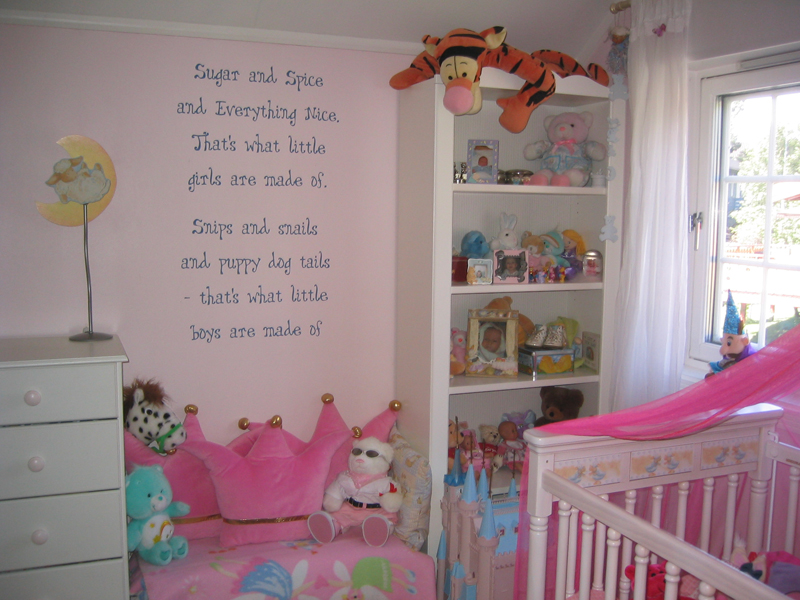 Best Little Boy S And Girl S Room Wall Lettering Decorating Ideas This Month