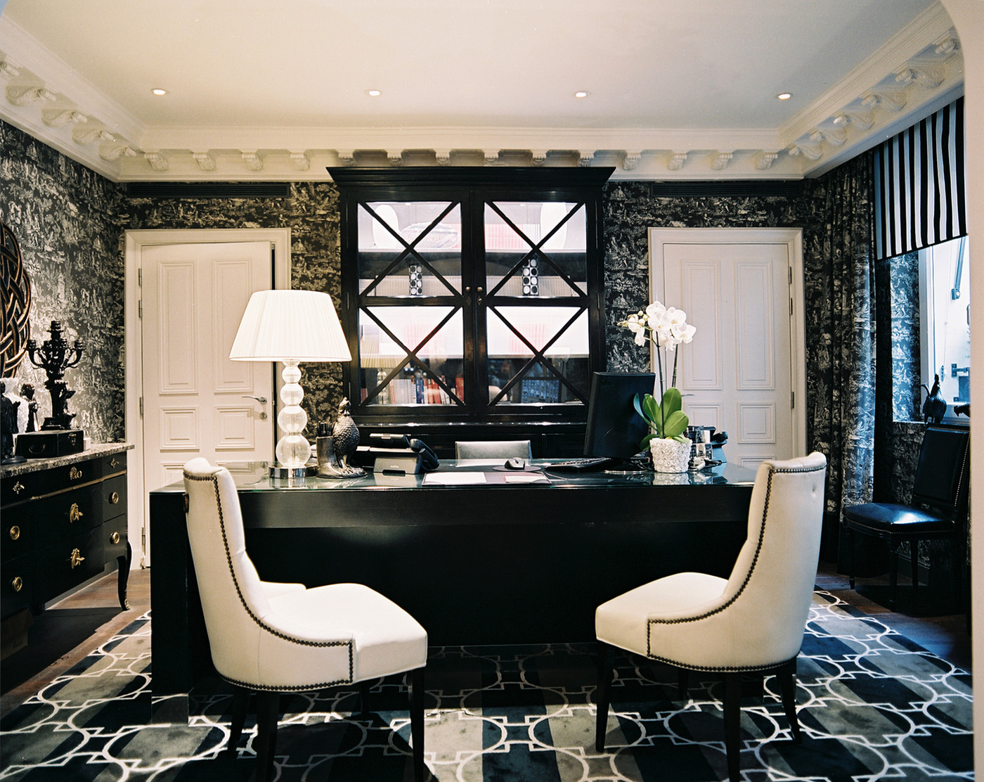 Best Executive Office In Hotel Keppler Home Office Design This Month