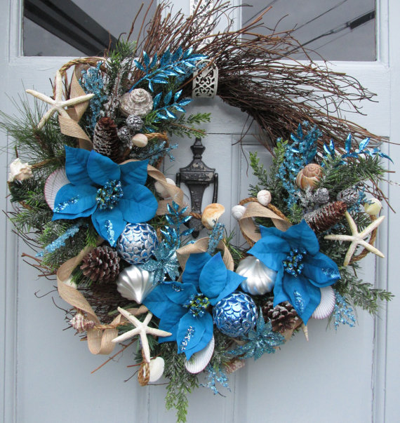 Best Handmade Beach Themed Christmas Decorations For A Coastal This Month