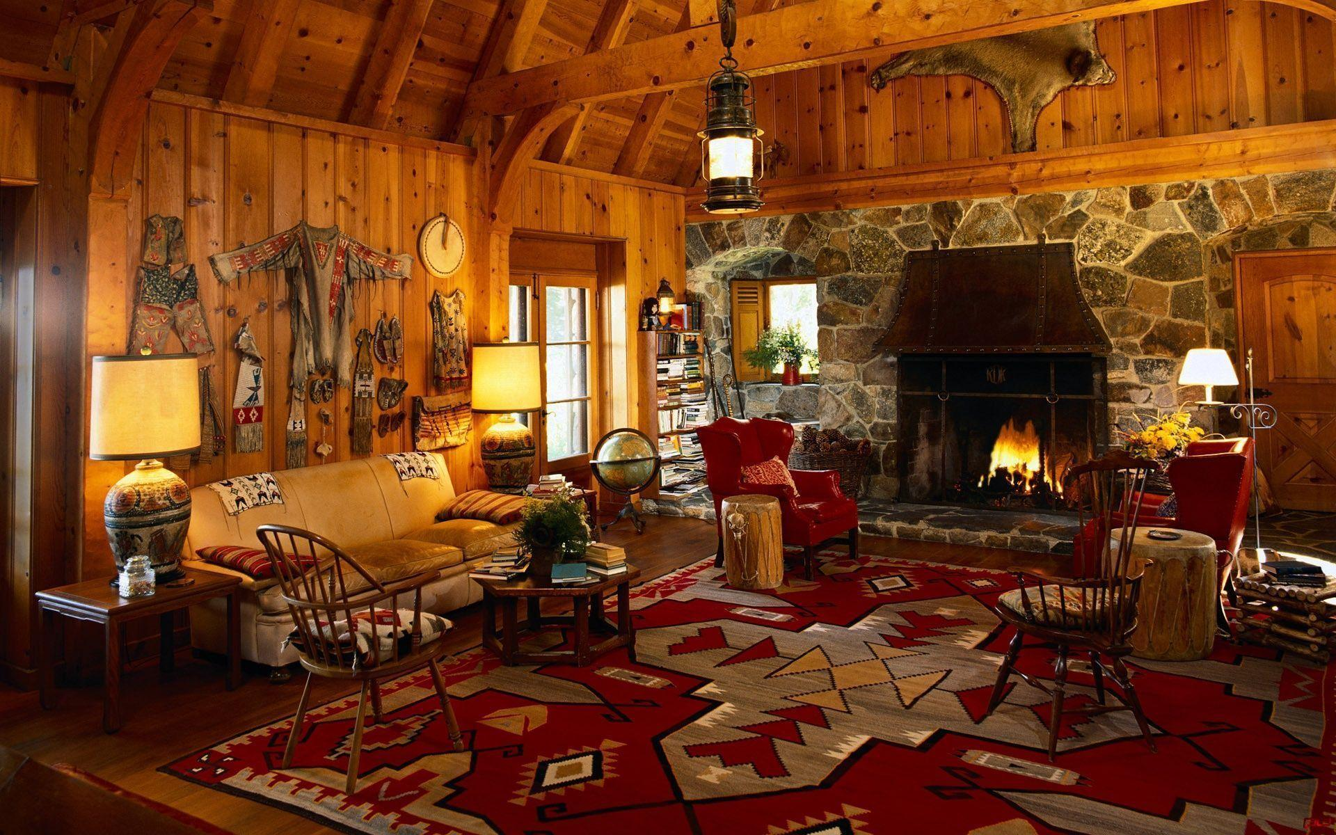Best Log Cabin Wallpapers Wallpaper Cave This Month