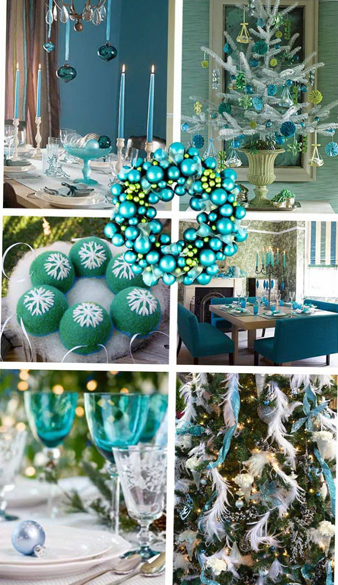 Best Christmas Decorations In Blue Interior Home Interior This Month